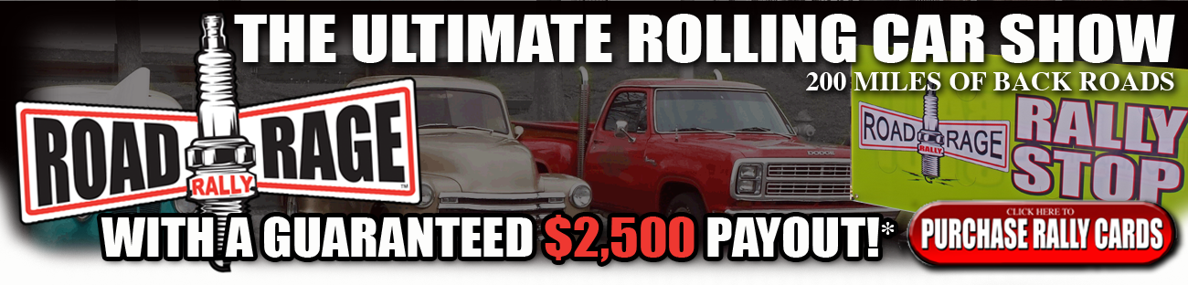 The Ultimate rolling Car Show - Win $2500.00