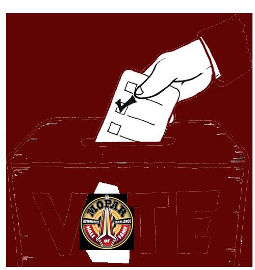 MHOF Voter Box